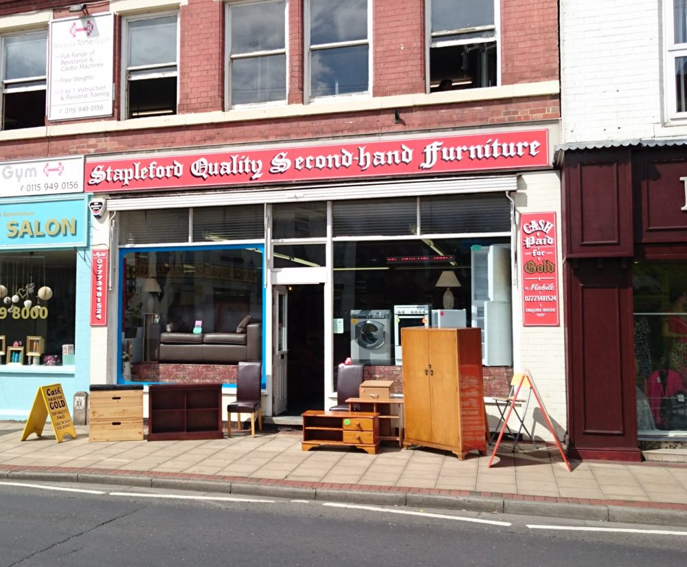 Stapleford Quality Second Hand Furniture